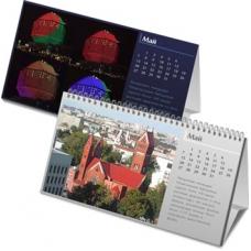 Календарь-домик (перекидной)