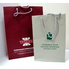 Бумажный пакет (34х41х10см)